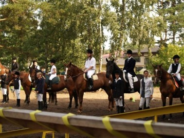Паралимпийский конный спорт