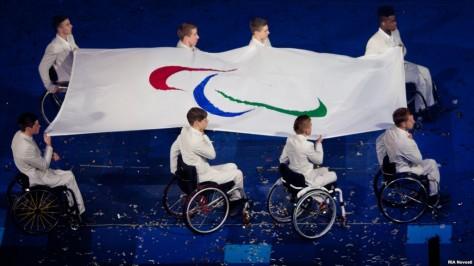 паралимпийское Дзюдо