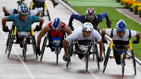 паралимпийская легкая атлетика