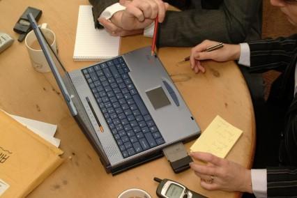 сдача отчетности в электронном виде