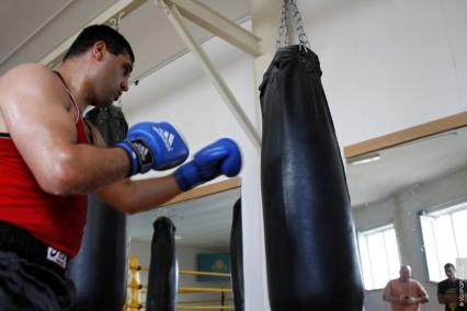 домашний тренажер для боксеров