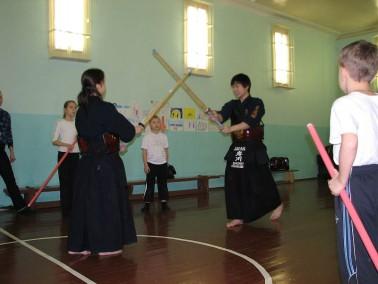 История боевого искусства Кэндо