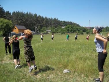 Особенности летних тренировок