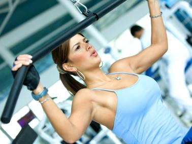Что же дают нам физические тренировки для груди