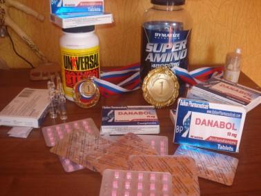 Спортивное питание и стероиды