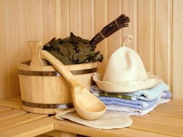 Как расслабляться в сауне