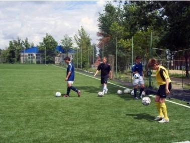 Уникальная программа футбольного лагеря