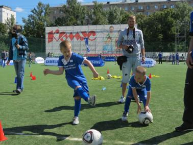 Посещение футбольного лагеря – возможность получить профессиональное развитие