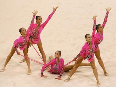 Художественная гимнастика в Туле