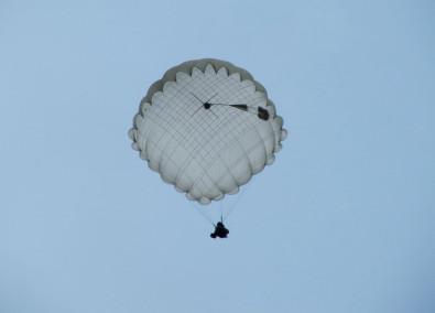 Как сделать первый прыжок с парашютом