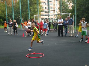 Организация спортивных соревнований