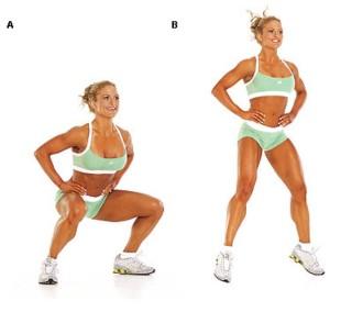 Какие упражнения самые эффективные