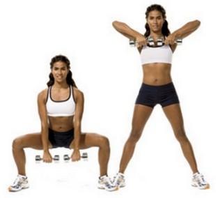Силовые упражнения в сфере похудения