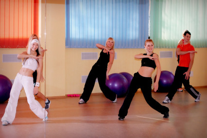 Танцевальные упражнения