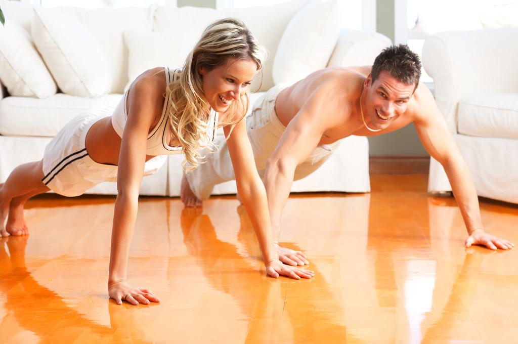 Важные правила домашнего фитнеса