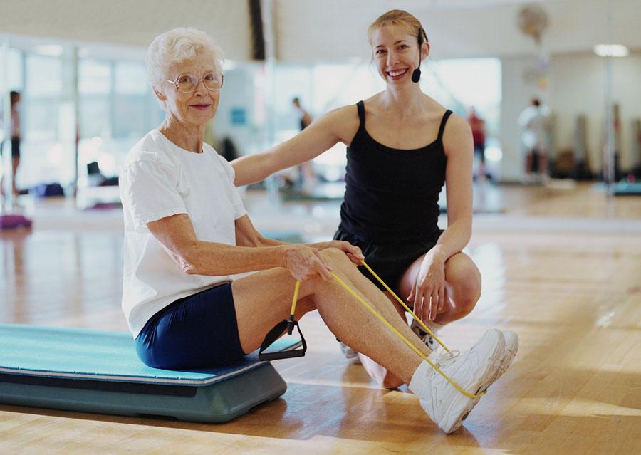 О возрастах фитнеса