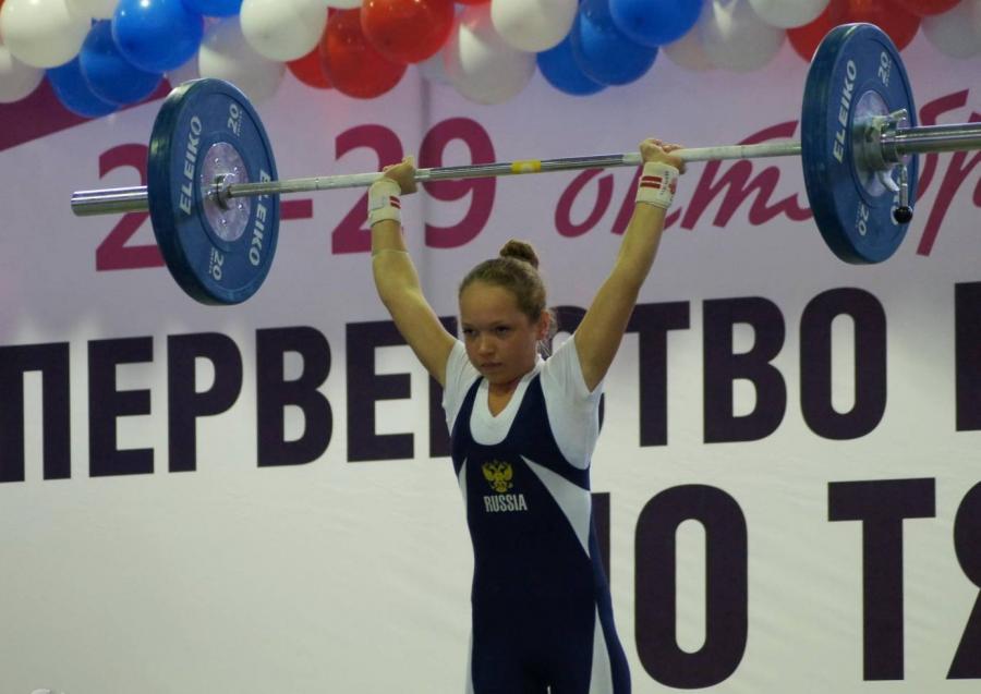 Олимпийская тяжёлая атлетика.