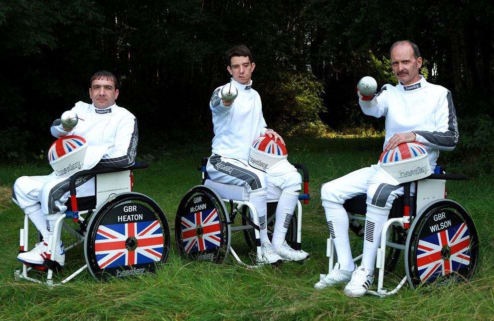 Паралимпийские виды спорта 2