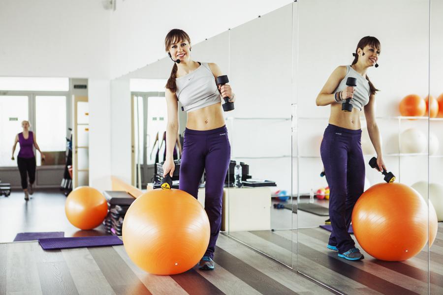 Как достичь результатов в занятиях фитнесом?
