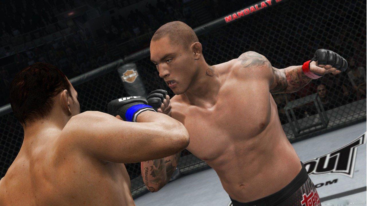 Компьютерная онлайн — игра UFC undisputed 3