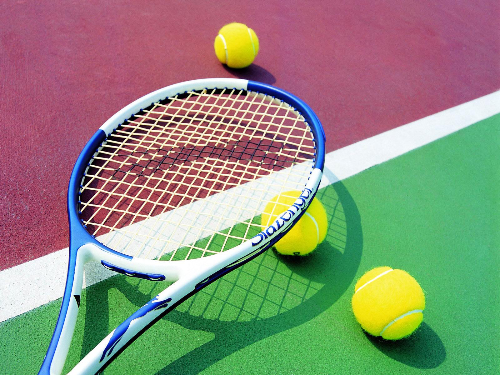 Теннис — для души и тела