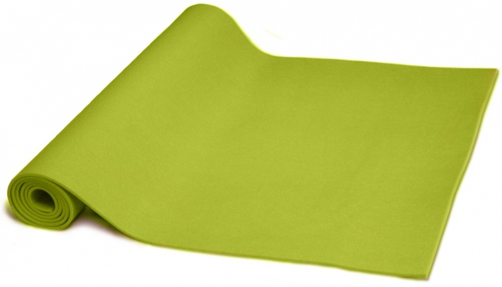 В каких целях можно использовать старый коврик для йоги