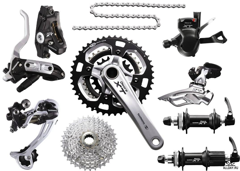Советы о том, как правильно выбирать велозапчасти