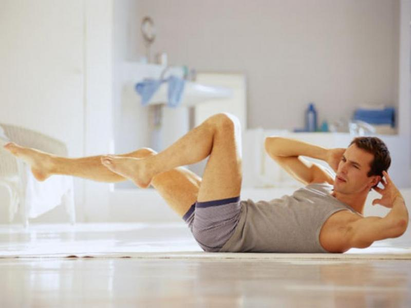 Правильное питание для мужчин во время тренировок