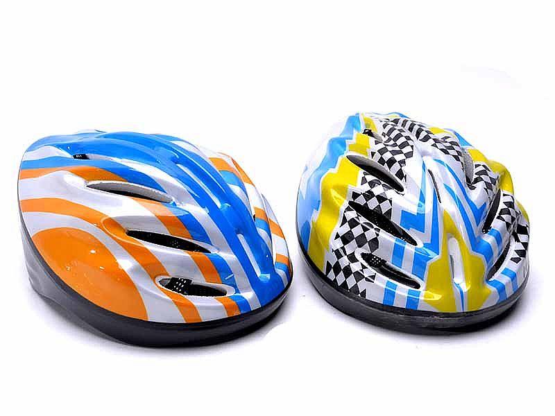 Выбираем шлем для велосипедиста