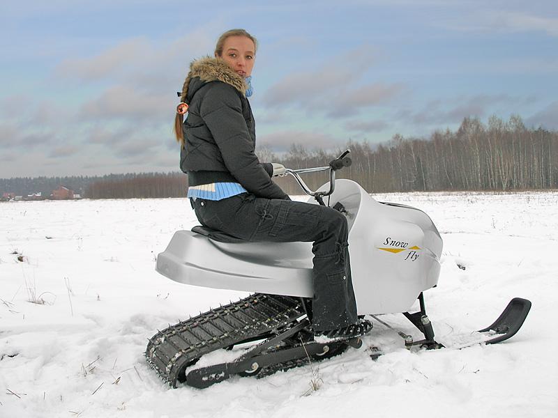 Снегоходы – уникальная машина для экстремального спорта