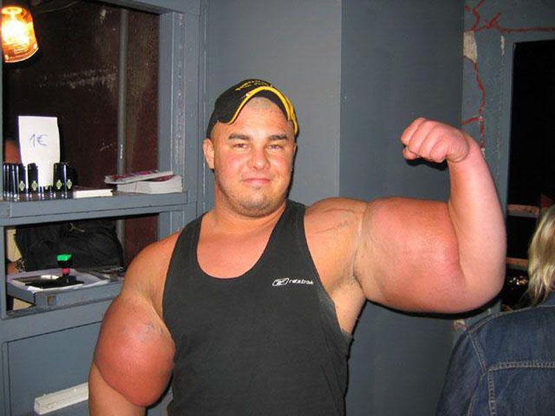 Наращивание мышечной массы: программа тренировок