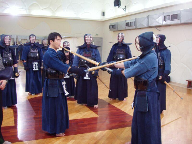 Кэндо – уникальное боевое искусство