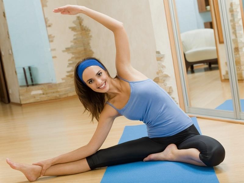 Домашний фитнес: делаем растяжку
