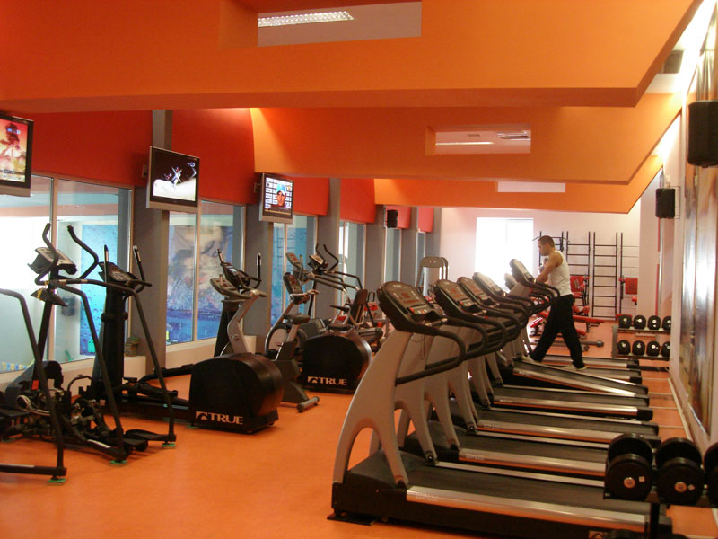 Выбираем фитнес-центр