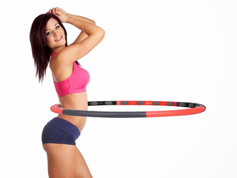 Как правильно крутить обруч для интенсивного снижения веса