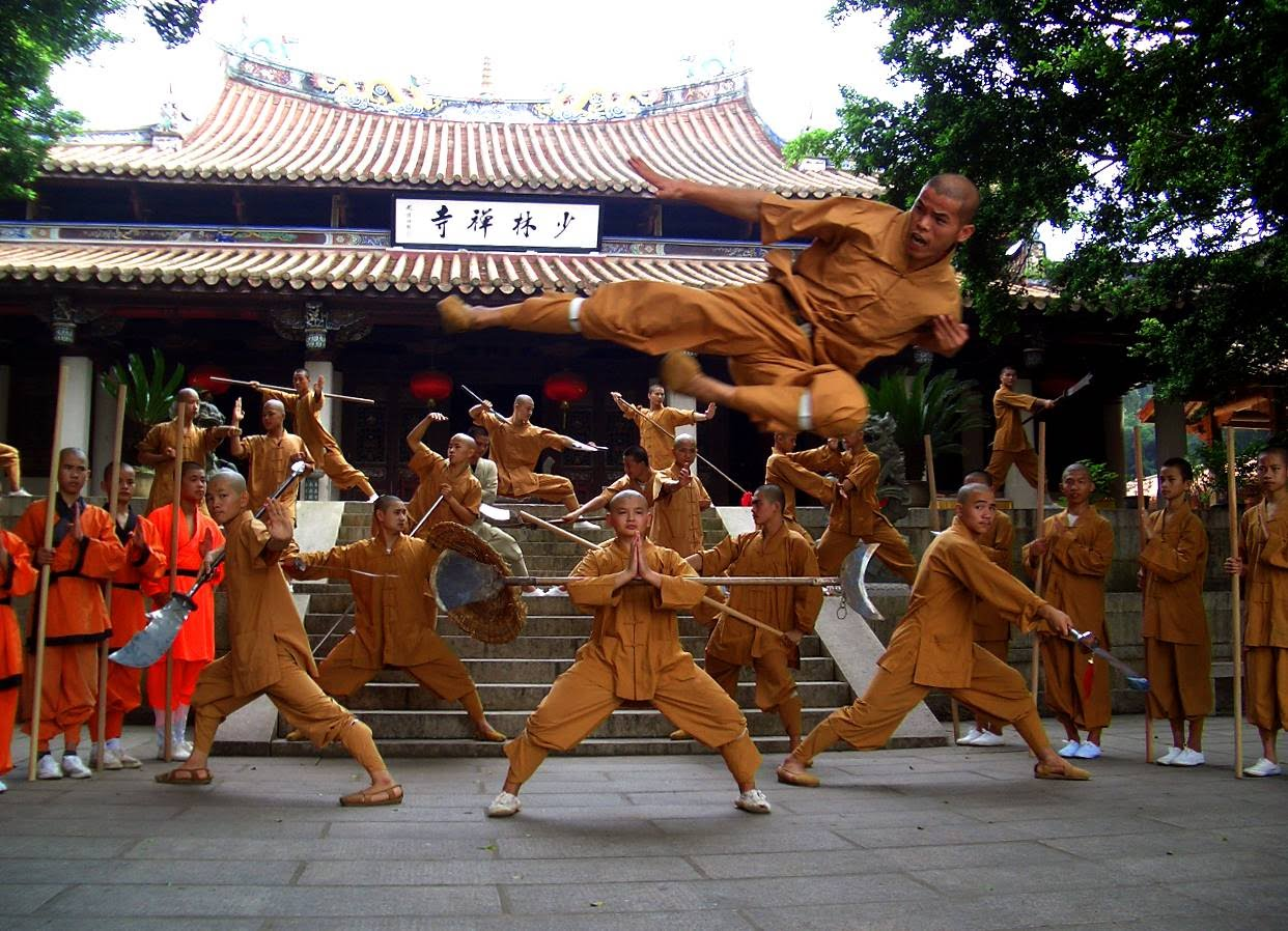 Школа Кунг-фу