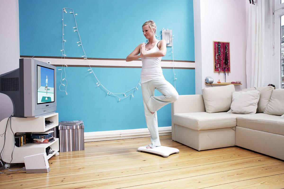 Домашний фитнес – красивая подтянутая фигура без лишних затрат