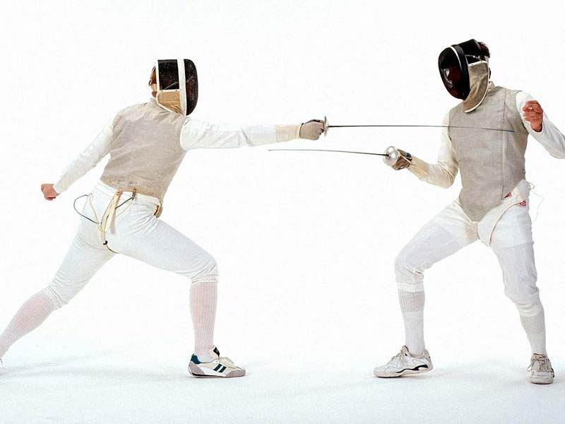 Фехтование – изящное и смертельно опасное боевое искусство